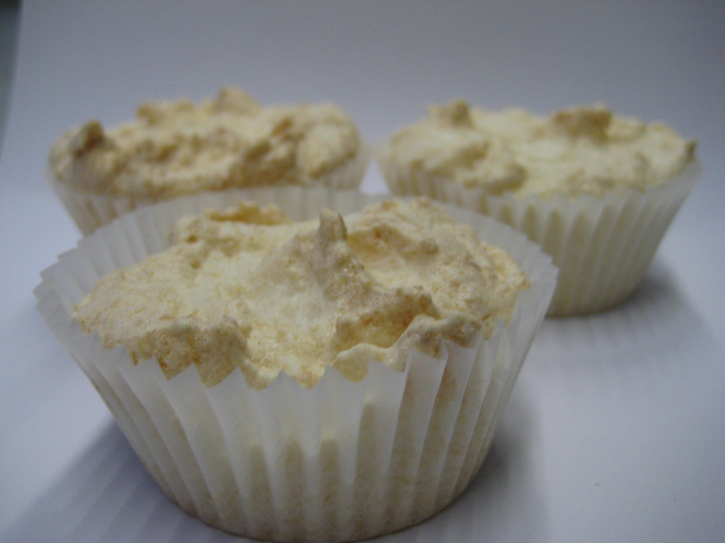Kokosmakronen Muffins - nicht nur für Weihnachten